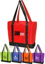 Custom Large Value Boat Totes, 210D Polyester, 19