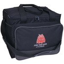 Blank CB729 Cooler Bag, 600D Polyester With Two-Toned Polyester, 14.5