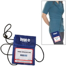 Custom N7297-C Conference Sling Pouch, 120 Gram Non Woven And 30 Gram Laminated Non Woven Polypropylene, 4.75
