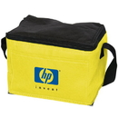 Blank NW6915 Non Woven Cooler/Lunch Bag, Non Woven 90 Gram Polypropylene, 8