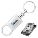Custom The Silver Rettangolo Key Chain