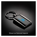 Custom The Carbon Fiber Key Chain