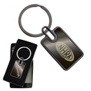 Custom The Black Pisano Keychain, 2