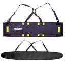 Custom Black Elastic Back Support Belt