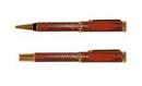 Custom 1213GL - Ibellero Leather Ballpoint Pen and Roller Ball