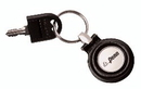 Custom GLKEY - Insignia Series Black Leatherette Key-Tag