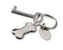 Custom K838 - Dog Bone Key-Tag
