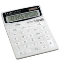 Jumbo Desktop Calculator with Excellent Viewing Angled LCD