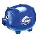 Custom 0462 - Piggy Bank, 5 W x 4 H