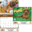 Triumph Custom 1054 Puppies Calendar, Digital, 11