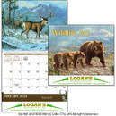Triumph Custom 1800 Wildlife Art Calendar, Digital