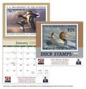 Triumph Custom 1809 Duck Stamp Calendar, Digital