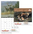 Triumph Custom 1811 Wildlife Art By The Hautman Brothers Calendar, Digital