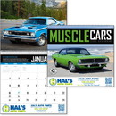 Triumph Custom 1850 Muscle Cars Calendar, Digital