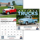 Triumph Custom 1857 Antique Trucks Calendar, Digital