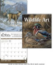 Triumph Custom 2104 Wildlife Art Calendar, Offset