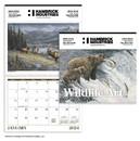 Triumph Custom 2301 Wildlife Art Calendar, Offset