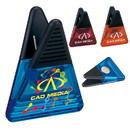 Custom 30176 Ad Clip, Plastic, Metal, Magnet, 2-1/4