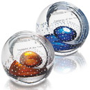 Jaffa Custom 36682 Color Splash Award, 24% Lead Crystal