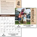 Triumph Custom 6704 African-American Heritage - Family Calendar, Offset
