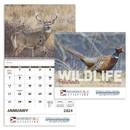 Good Value Calendars Custom 7063 Wildlife Portraits - Spiral Calendar, Digital