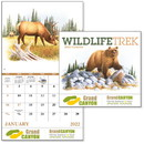 Good Value Calendars Custom 7203 Wildlife Trek - Stapled Calendar, Offset