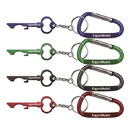 Custom Key Shape Bottle Opener Keychain, 3