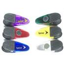 Custom Jumbo Size Magnetic Memo Clip Holder, 3 3/8