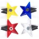 Custom Jumbo Size Star Shape Memo Clip, 3 1/2