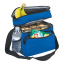 Blank CO1095 Cooler & Lunch Bag, 600D Polyester