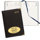 Custom B-5 Classic Diary Desk Planners, Baladex Daily