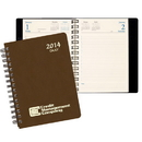 Custom DB-28 Daily Desk Planners, Canyon Covers, 5 1/2 x 8 1/2 inch