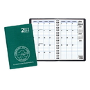 Custom TYP-23 Two Year Desk Planners, Continental Vinyl Covers, 5 1/2 x 8 1/2 inch