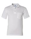 Gildan 8900 Dryblend Jersey Sport Shirt with A Pocket