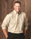 Featherlite 7281 Long Sleeve Twill Shirt Tall Sizes
