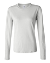 Bella 6500 Ladies' Long Sleeve Jersey T-Shirt