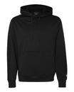 Champion S220 Colorblocked Performance Hooded Pullover Sweatshirt