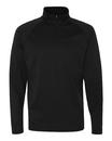 Champion S230 Colorblocked Performance Quarter-Zip Pullover Sweatshirt