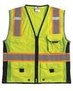 Ml Kishigo 1513 Black Series Heavy Duty Vest
