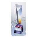 Arcobaleno Dichroic Crystal Award