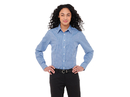 97645 (W) Custom Quinlan LS Shirt With A Wrinkle Resistant Finish