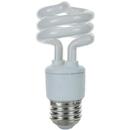 Sunlite 00643-SU SMS11/65K 11 Watt Super Mini Spiral Energy Saving Light Bulb, Medium Base, Daylight