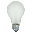 Sunlite 01043-SU 25 Watt A19 Household Light Bulb, Medium Base, Frost, 4 Pack