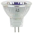 Sunlite 03190-SU 35MR11/GU4/NFL/12V 35 Watt MR11 Mini Reflector Halogen Bulb, GU4 Base