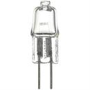 Sunlite 03250-SU Q10/CL/G4/12V 10 Watt Single Ended T2.5 Halogen Bulb, Bi-Pin Base, Clear