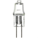 Sunlite 03260-SU Q20/CL/G4/24V 20 Watt Single Ended T2.5 Halogen Bulb, Bi-Pin Base, Clear