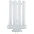 Sunlite 05770-SU 27 Watt FML 4-Pin Quad Tube GX10Q-4 Base Plugin Light Bulb, Warm White