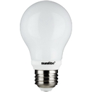 Sunlite 80204-SU 5 Watt Blinking Led A Type Bulb, Warm White