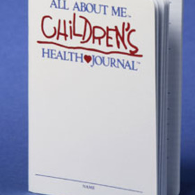 Simply Charming CHJ626 Baby Book - Children's Health Journal
