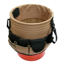Style N Craft 76513 48 Pocket Bucket Organizer in Polyester
